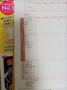 スヌーピー家計簿1年まとめ